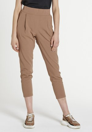 ALMA BARANQUILLA - Trousers - sand