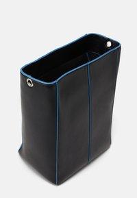 HVISK - CASSET TONAL - Shopping bag - black - 2
