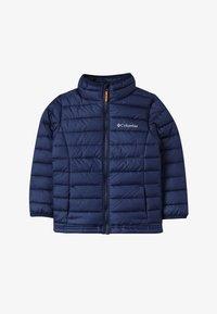 Columbia - POWDER LITE - Snowboard jacket - dark blue - 3