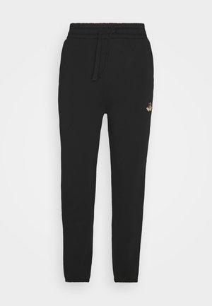 ICON ANGELS - Teplákové kalhoty - black