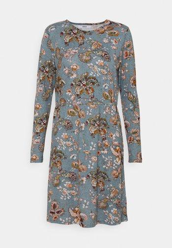 ONLELCOS EMMA ELASTIC DRESS - Jumper dress - balsam green