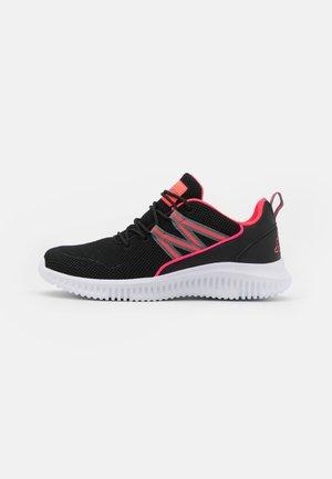 SITINA - Sports shoes - black/pink