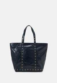 Vanessa Bruno - CABAS MOY ZIPPE - Shopping bag - marine - 0