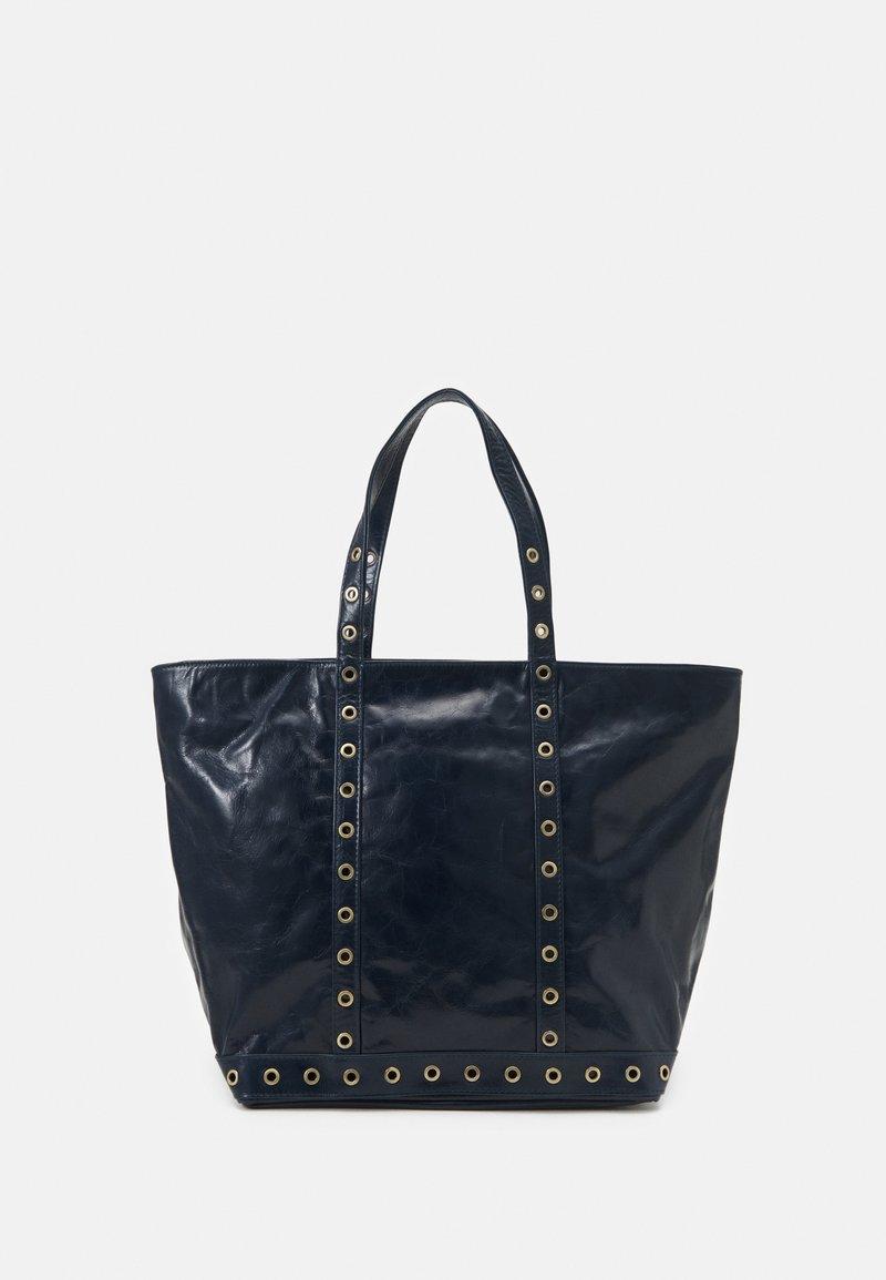 Vanessa Bruno - CABAS MOY ZIPPE - Shopping bag - marine