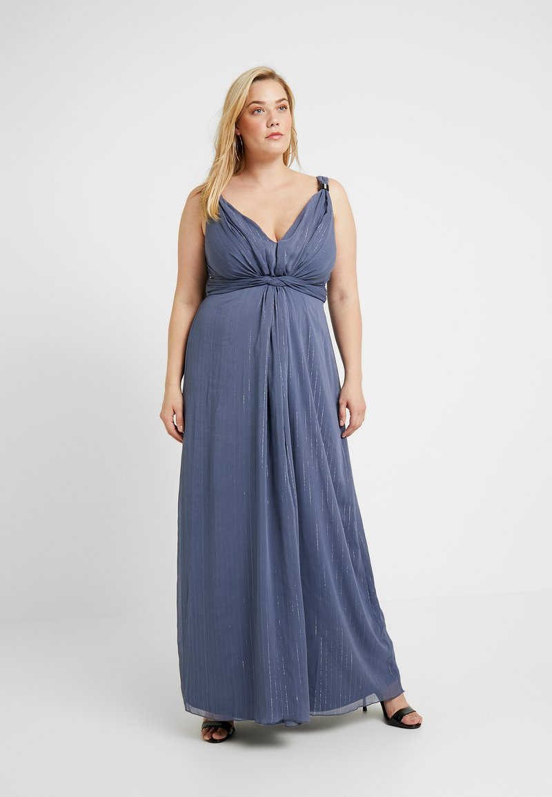 Little Mistress Curvy - Occasion wear - lavender grey