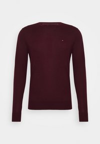 Tommy Hilfiger Tailored - Jumper - red - 4