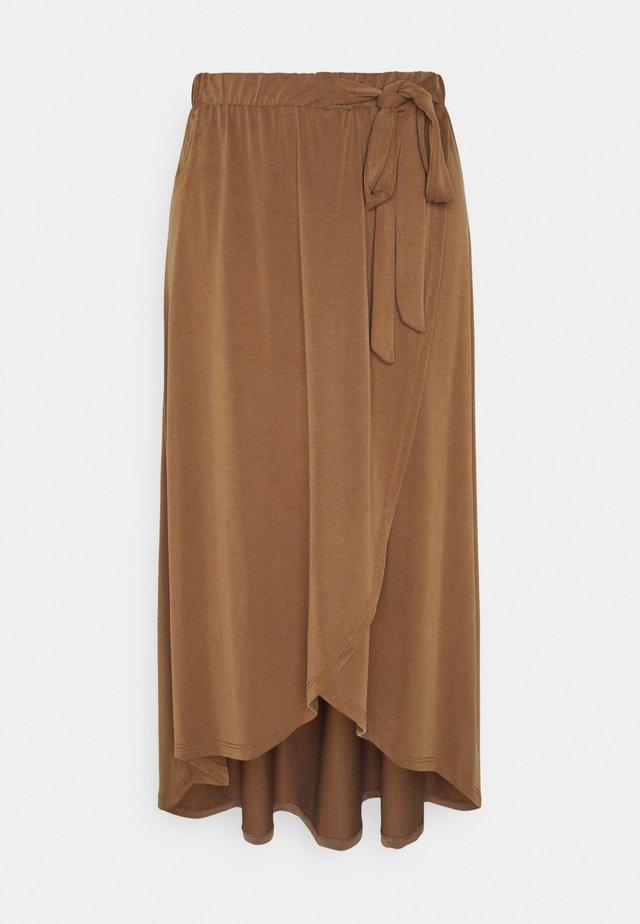 OBJANNIE SKIRT - A-line skirt - partridge