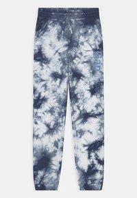 GAP - GIRL LOGO  - Teplákové kalhoty - blue - 0