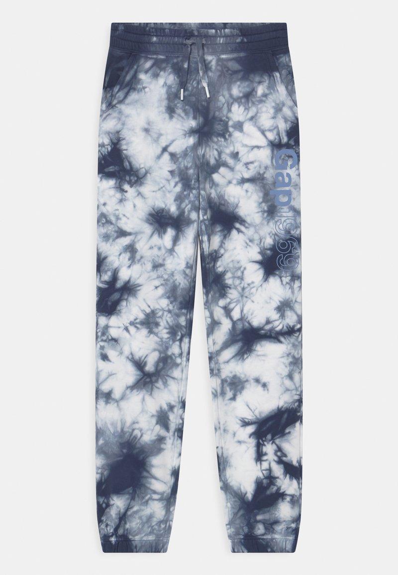 GAP - GIRL LOGO  - Teplákové kalhoty - blue