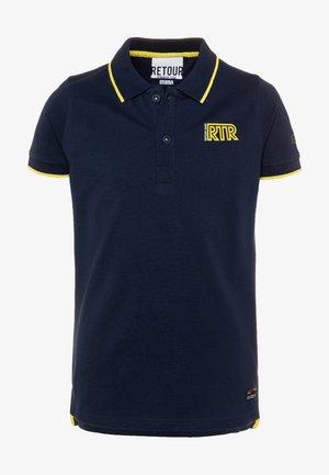 LUCAS - Poloshirt - dark navy
