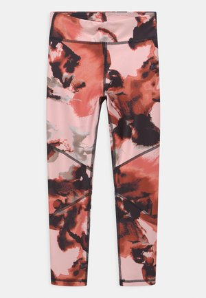 JABINA TRAIN GIRLS - Leggings - peachskin/black