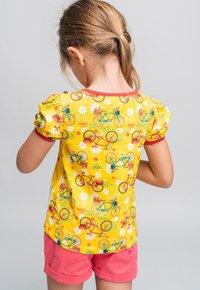 Rosalita Senoritas - Print T-shirt - yellow - 1