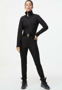 OYSHO - Snow pants - black - 0