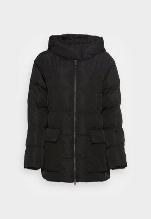 HOSINA - Płaszcz zimowy - black