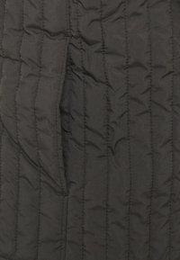 Rains - UNISEX LINER VEST - Waistcoat - black - 2
