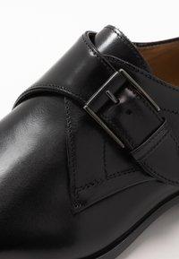 Giorgio 1958 - Elegantní nazouvací boty - scandicci nero - 5