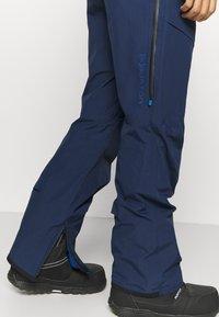 Burton - GORE SWASH DRESS - Snow pants - dress blue - 3