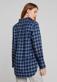 Taifun - Button-down blouse - cobalt blue - 3