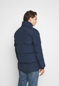 PARELLEX - REVOLT LONG BUBBLE JACKET - Winter coat - navy - 4