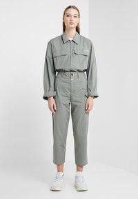 CLOSED - ANOUK - Summer jacket - dusty pine - 1