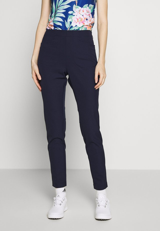 EAGLE ATHLETIC PANT - Kangashousut - french navy