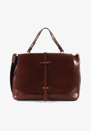 DALSTON DOUBLE FUNCTION - Across body bag - marrone
