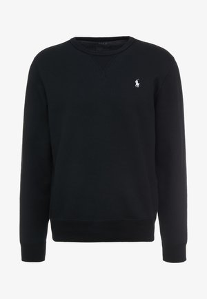 DOUBLE TECH - Sweater - black/cream