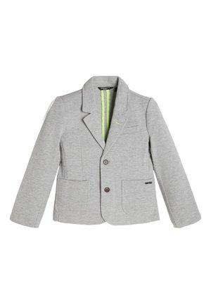 BLAZER MARCIANO PIQUET - Blazer - grigio chiaro