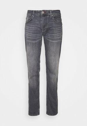RUSSEL - Slim fit jeans - grey
