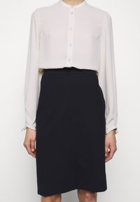 Filippa K - ESTHER SKIRT - A-line skirt - navy - 5