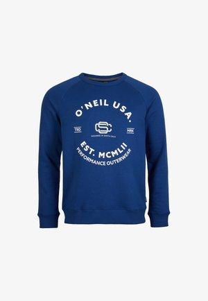 AMERICANA CREW - Sweater - darkwater blue option b
