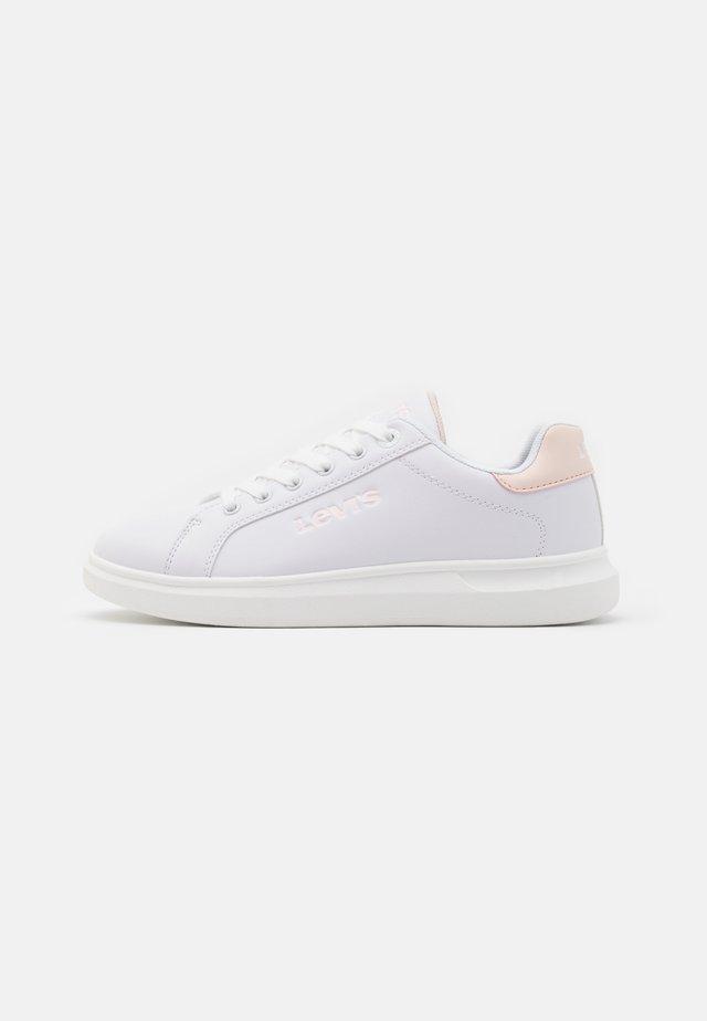 ELLIS - Tenisky - white/light pink