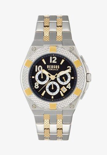 ESTÈVE - Zegarek chronograficzny - gold- coloured/silver-coloured
