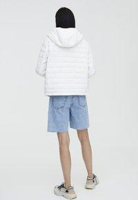 PULL&BEAR - Winter jacket - white - 2