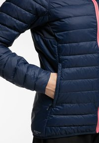 Haglöfs - Winter jacket - tarn blue - 3