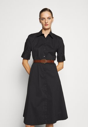 LOGO DRESS CASUAL MEDIUM - Belt - cuoio
