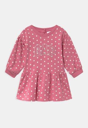 ARCH SET - Day dress - chateau rose