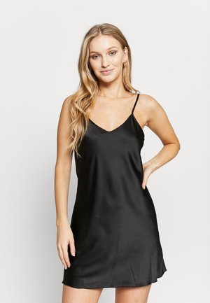 DAILY CHEMISE - Nightie - black