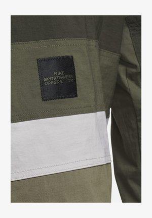 Outdoor jacket - college grey/black