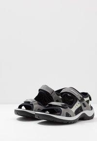 ECCO - OFFROAD - Walking sandals - titanium - 2