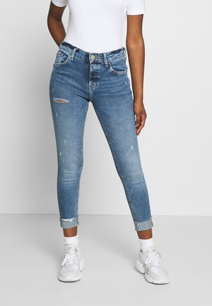 Jeans Tapered Fit - denim medium