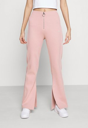 FANG TRACK PANTS - Pantalon de survêtement - pale mauve