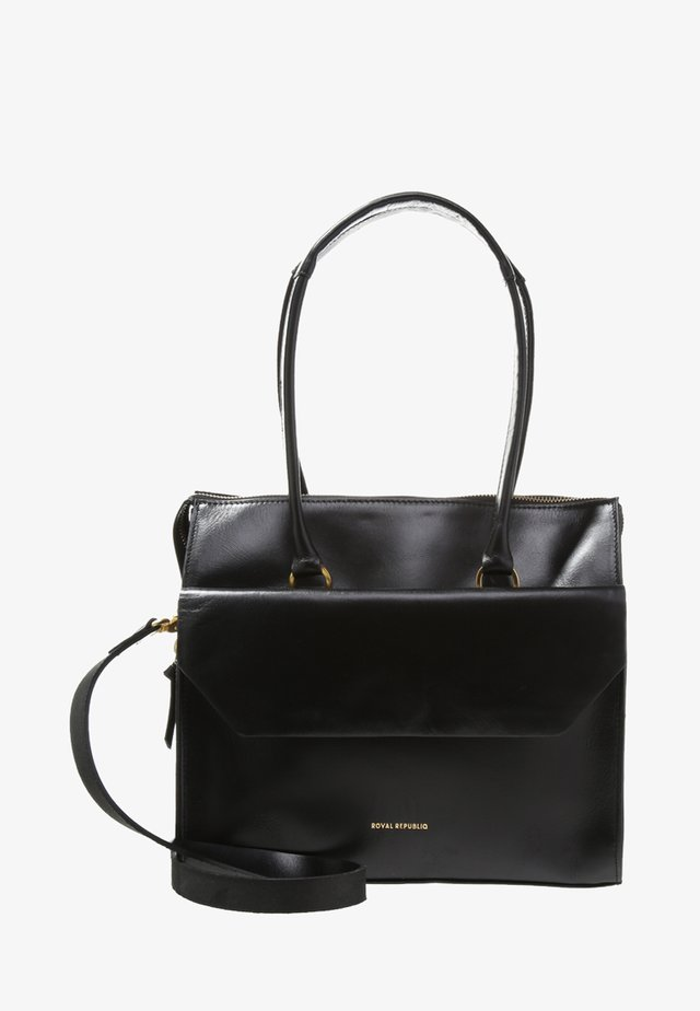 EMPRESS - Handbag - black