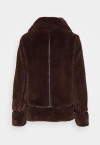 Oakwood - CULTURE - Light jacket - dark brown - 1