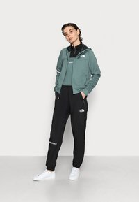 The North Face - WIND PANT - Joggebukse - black - 1