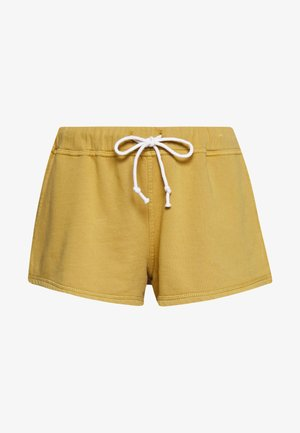 ORGANIC SHORT - Pyjama bottoms - gold