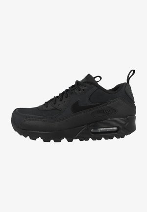 AIR MAX 90 SURPLUS - Sneakers - black-black-infrared