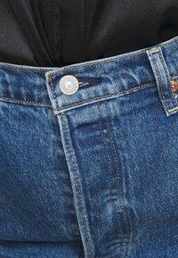 Levi's® Plus - RIBCAGE STRAIGHT - Straight leg jeans - georgie - 5