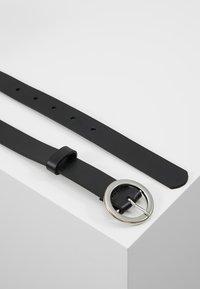 KIOMI - LEATHER - Belt - black - 2