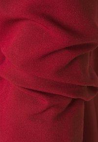 Pieces - PCBOSS - Short coat - biking red - 2